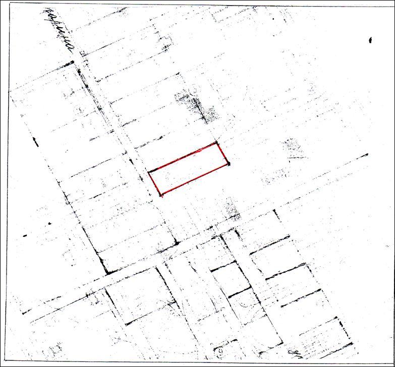 Схема Размещения земельного